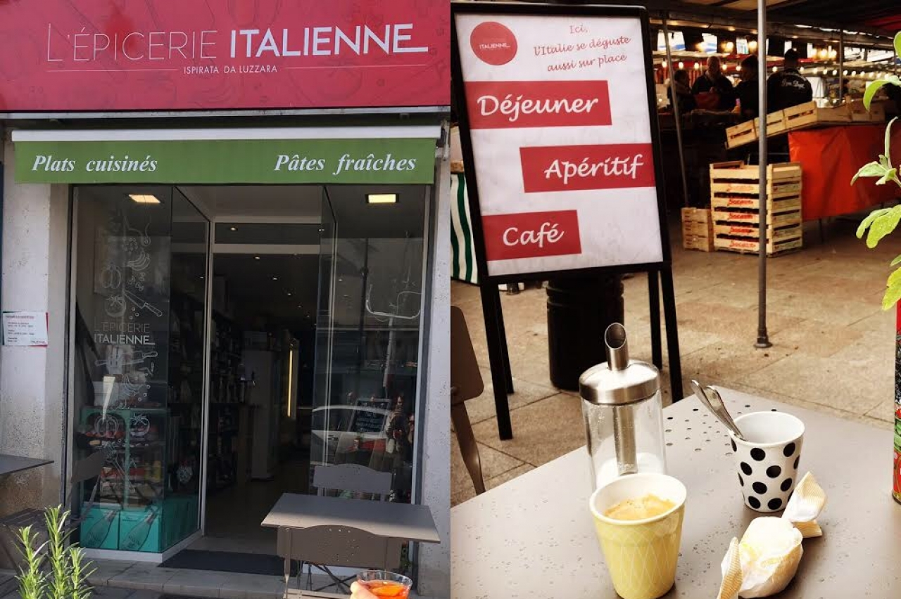 L'Epicerie italienne
