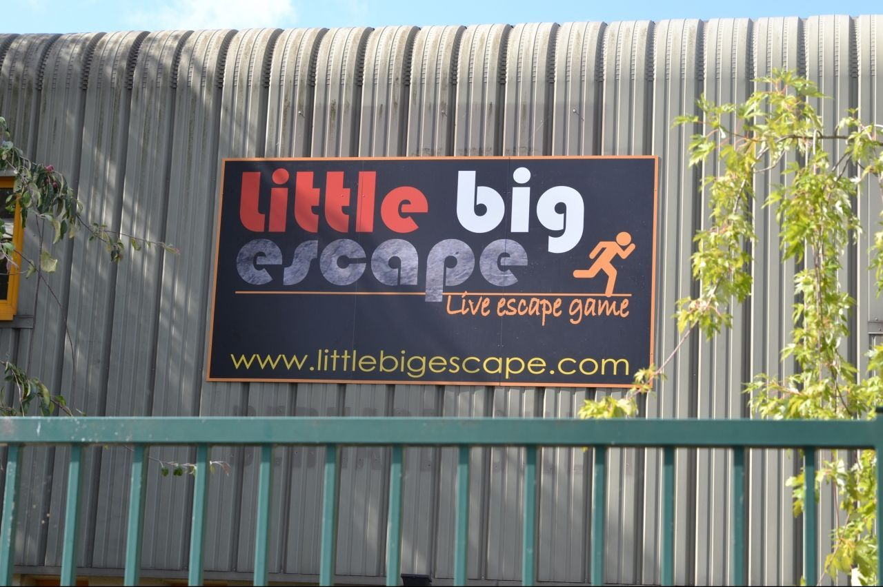 Little Big escape - Escape game