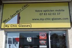 Opticien My Chic Glasses - Optique / Photo / Audition L'Orée de la Brie