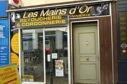 Les mains d'or  - Services Brie-Comte-Robert